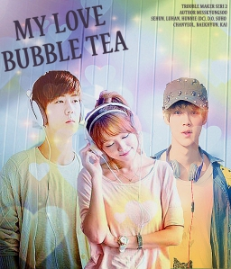 MY LOVE BUBBLETEA